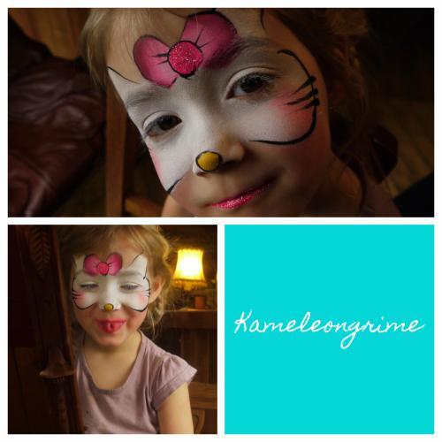 Collage Hello Kitty