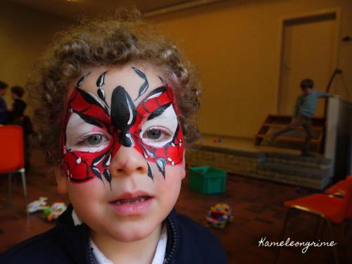 Spiderman Lasse